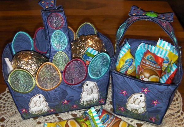 ITH Easter Bunny Baskets
