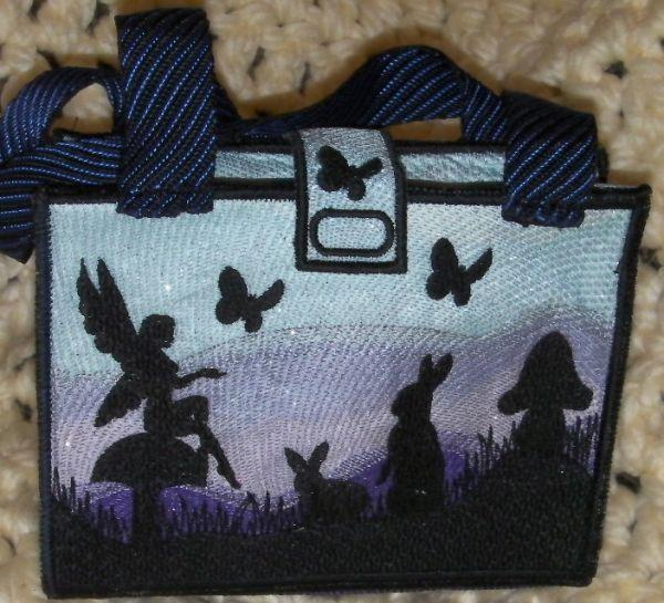 ITH Mini Fairy Garden Tote