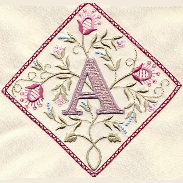 Fleurette Alphabet