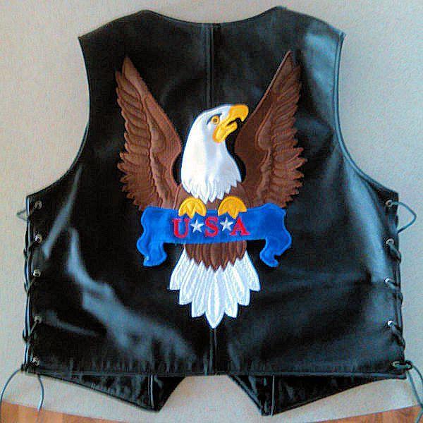 Large USA Eagle