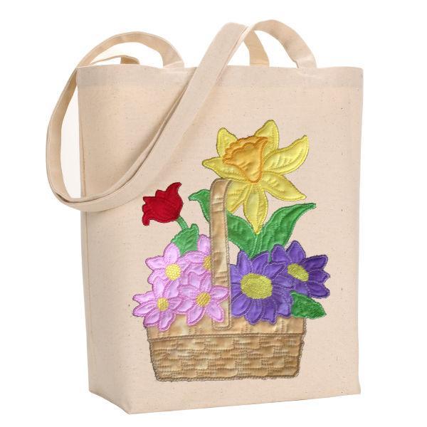 Large Spring Basket