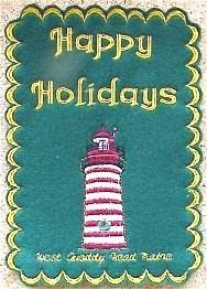 Lighthouse Door Hangers