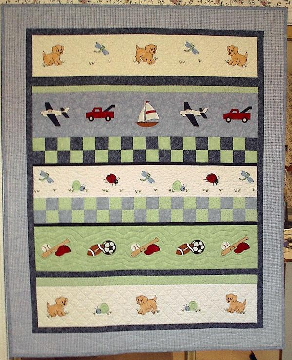 Snips And Snails Applique