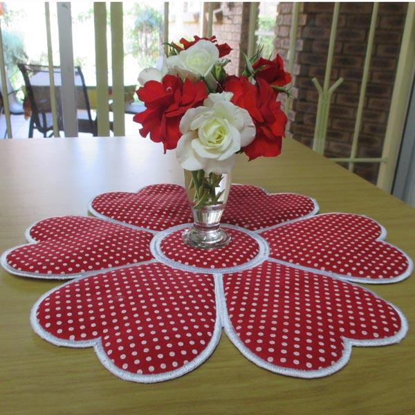 Heart Placemat