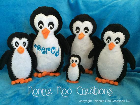 NNC Percy the Penguin