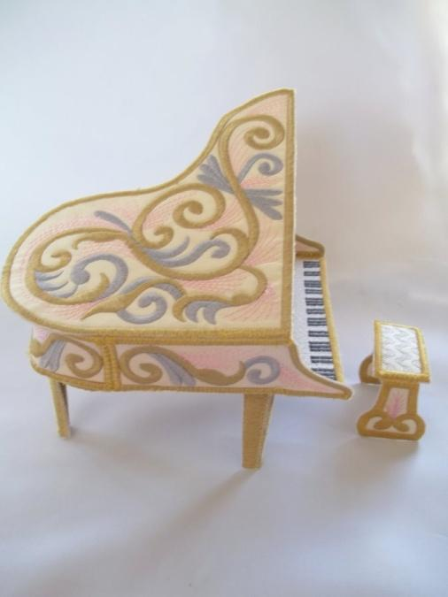 3D Piano Project