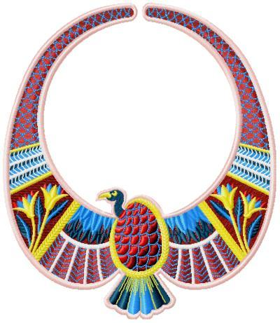 Pharaonic Necklace