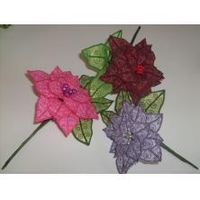PAMS LACY FALL FLOWERS
