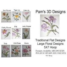 PAMS FLOWER DESIGNS