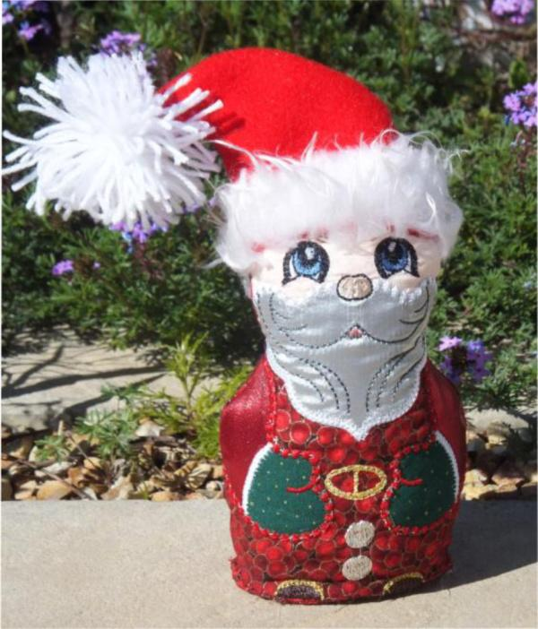 ITH Mini Santa
