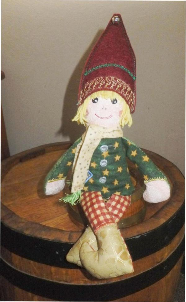 Shelf Sitter Elf