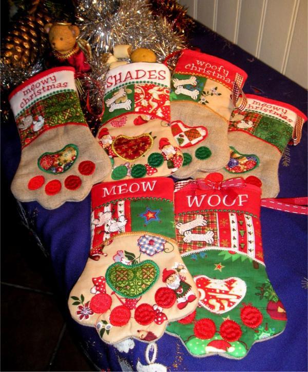 Christmas Stocking For Pets
