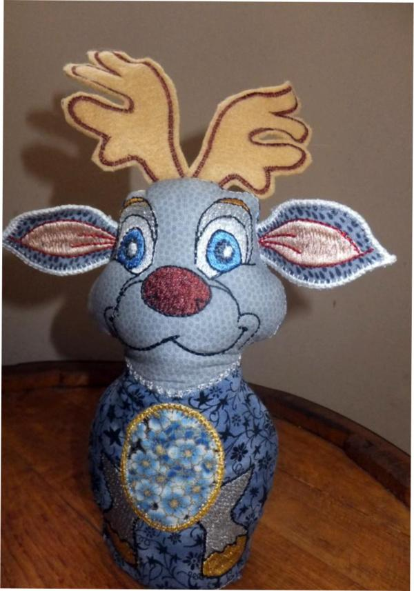 ITH Mini Rudolph