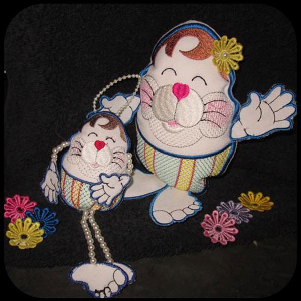 SDS0342 Egbert the Eggy