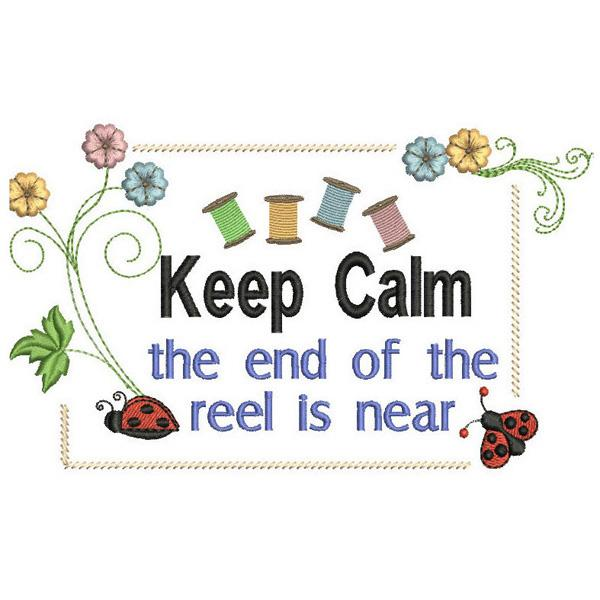SDS0352 Keep Calm