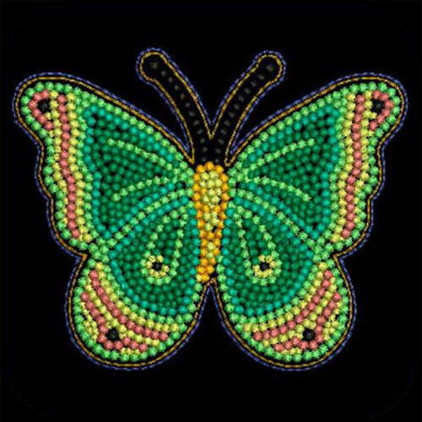 SDS0359 Mosaic Butterfly
