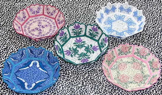 Mixed FSL Side Plates Set
