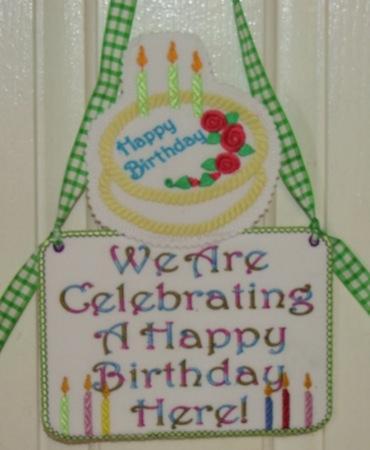 Happy Birthday Dangler