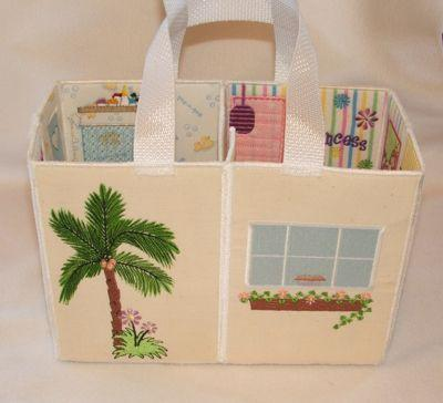 Doll House Tote & Play