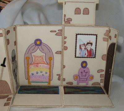 Fairy Tale Castle Tote And Play