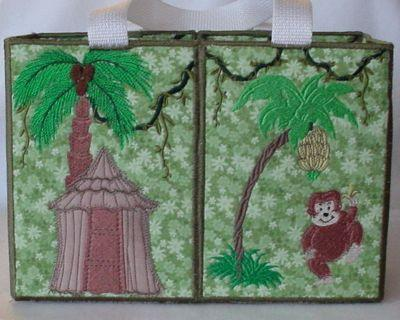 Jungle Safari Land Tote And Play