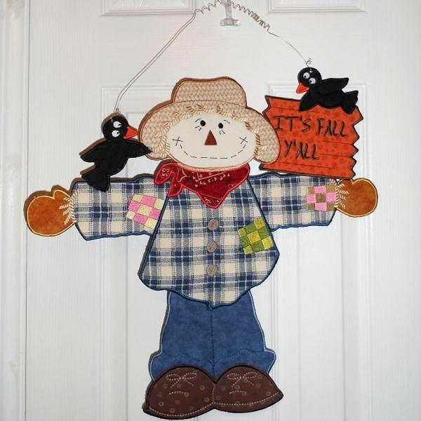 Scarecrow Dangler