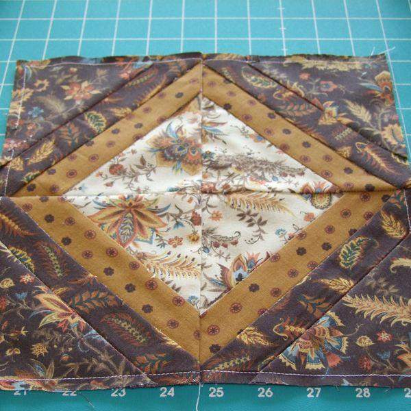 In The Hoop Quilt Block 7