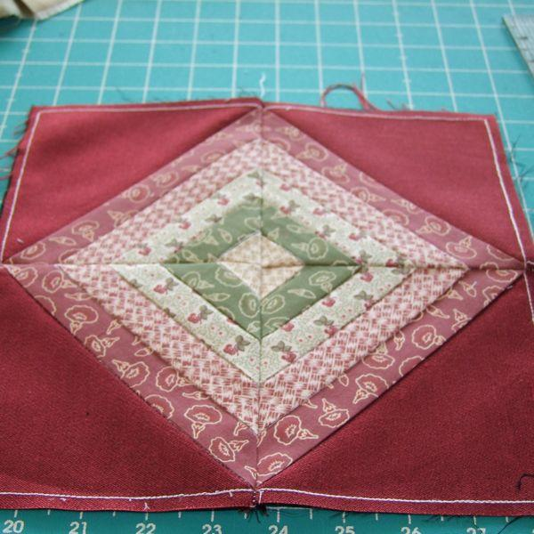 In The Hoop Quilt Block 10