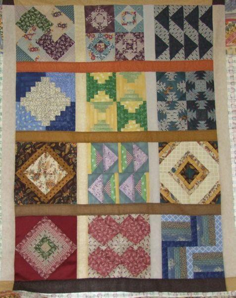 In The Hoop Quilt Block 12