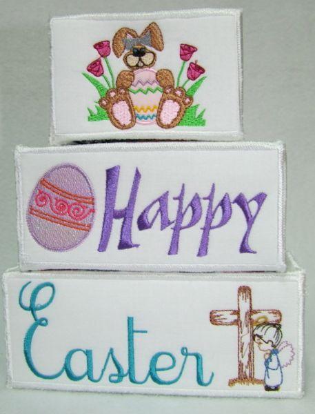 Holiday Sayings Blocks Set 2