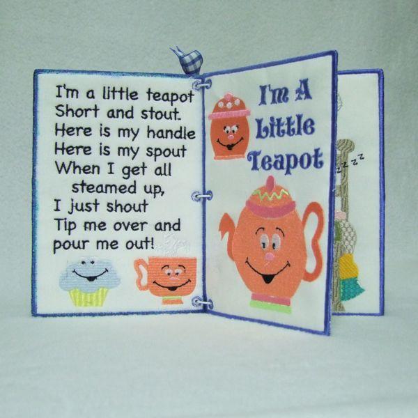 Nursery Rhymes Book 4