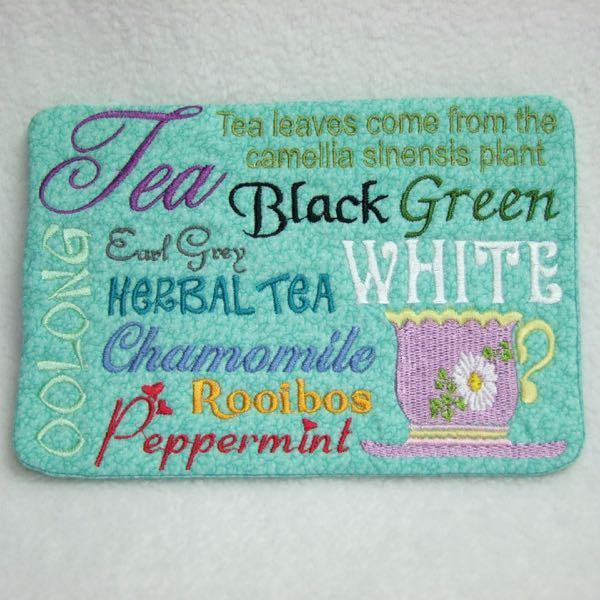 Tea in 3 Sizes
