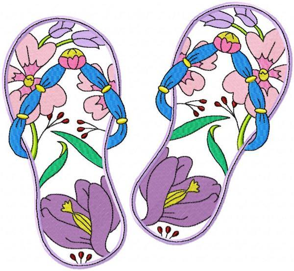 Flip Flops 1  4 sizes