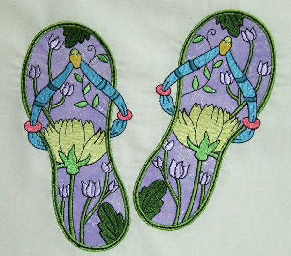 Flip Flops 5 4 sizes