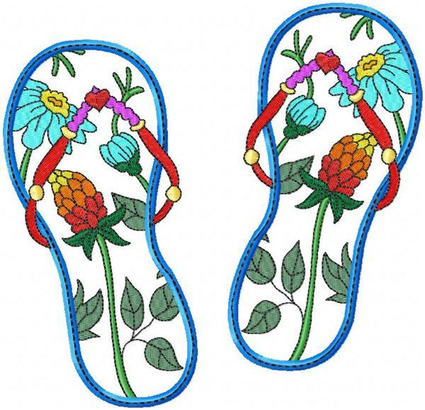 Flip Flops 7 4 sizes