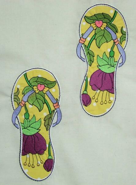 Flip Flops 8  4 sizes