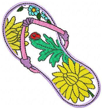 Flip Flops 9  4 sizes