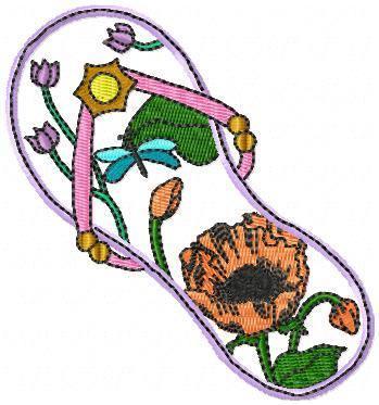 Flip Flops 11  4 sizes