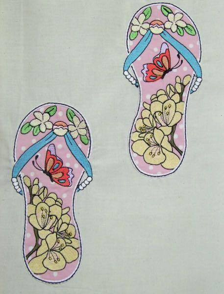 Flip Flops 12  4 sizes