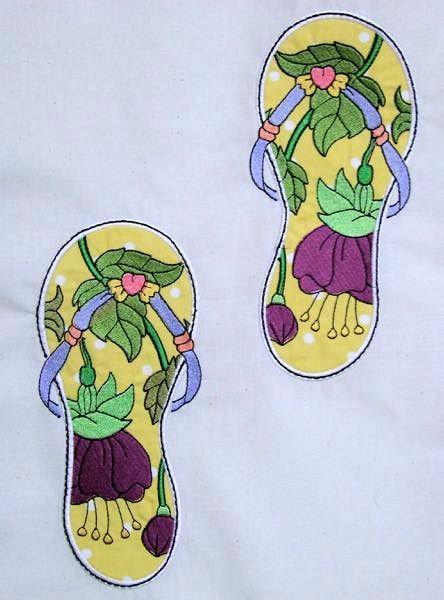 Flip Flop Set of 12