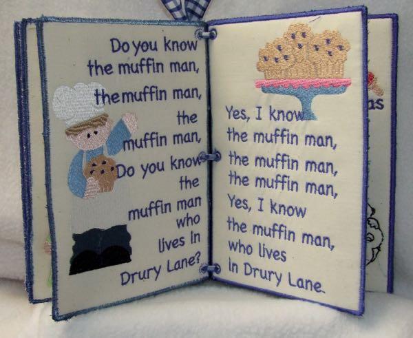 Nursery Rhymes Book 5