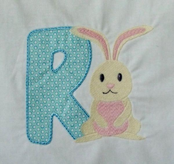 Applique ABCs