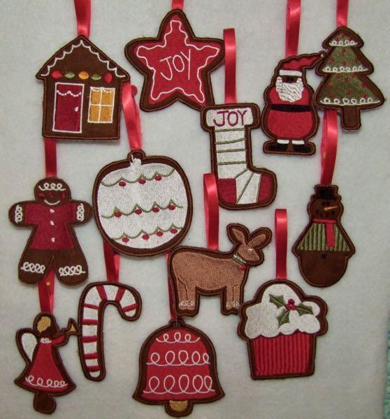 Homespun Christmas Cookies