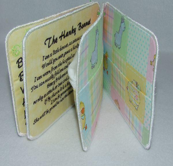 Baby Keepsakes Book