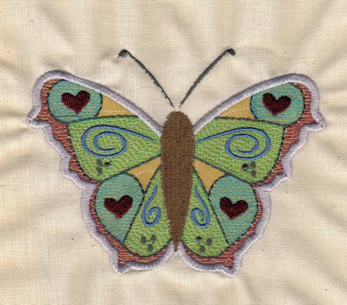 Country Butterflies Set 2