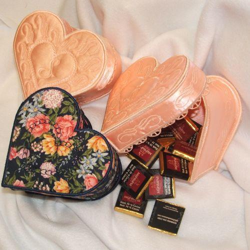 My Valentine Heart Boxes