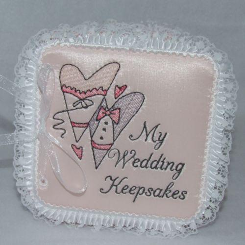 Wedding Keepsake Book