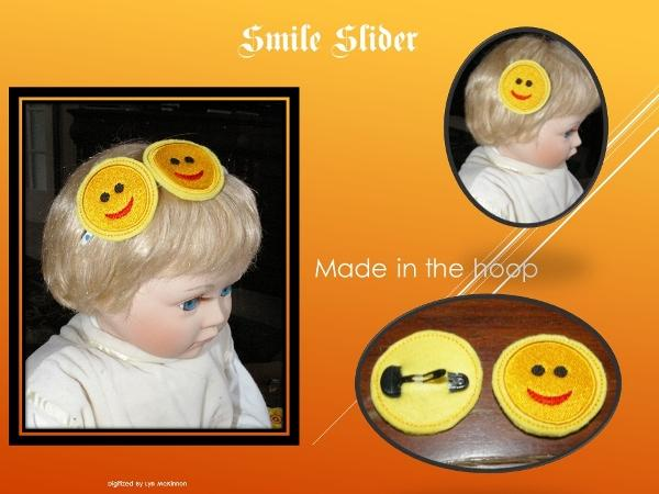 ITH SMILEY SLIDER