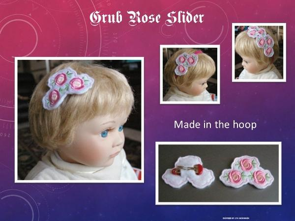 ITH GRUB ROSE SLIDER