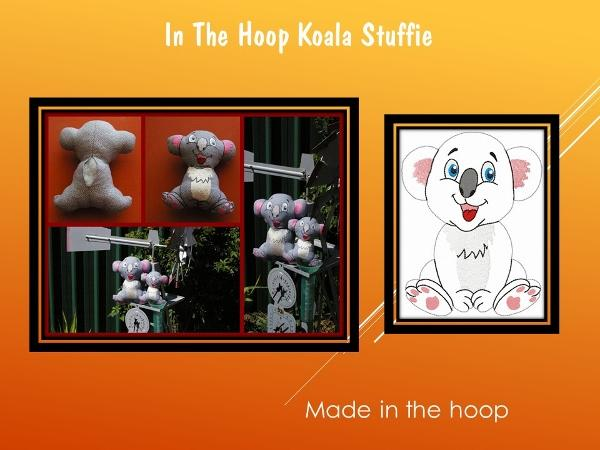 ITH KOALA STUFFIES